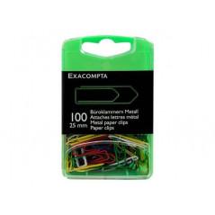 Exacompta - Paper clips, 25...