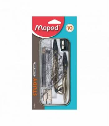 Maped Geometry Set 10 Pieces