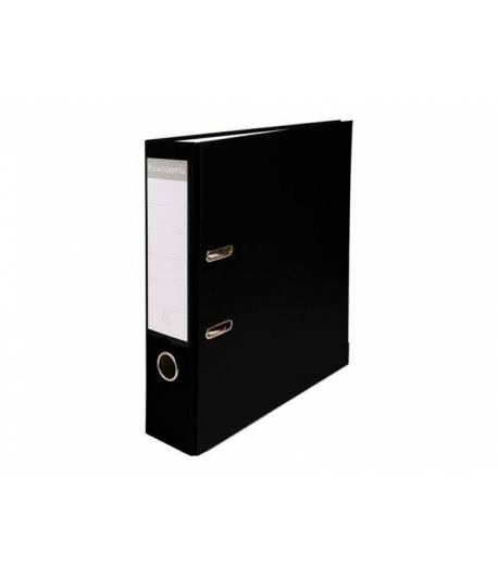Exacompta - Lever arch file, 80 mm BLACK