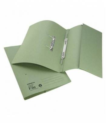Transfer Pocket Files  - Green