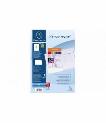 Krecover display book WHITE