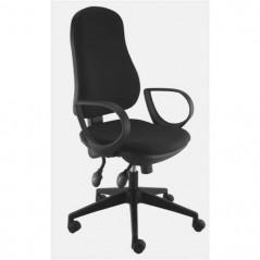 Desk chair - LIBRA BLACK