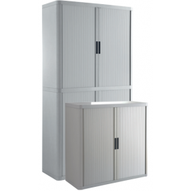 Cupboard - Grey, Dark grey