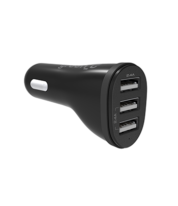 Car charger x3 USB