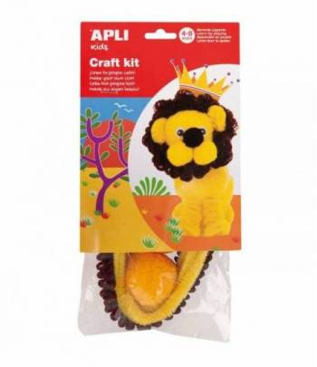 Craft Kit Lion