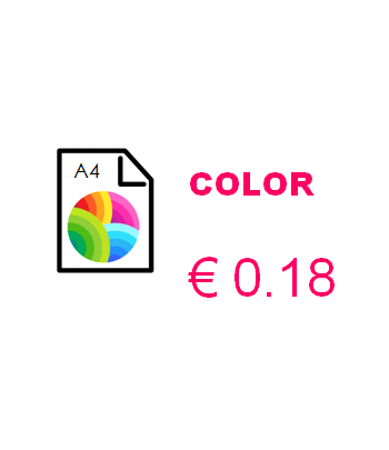 Color printing - 50 to 100...