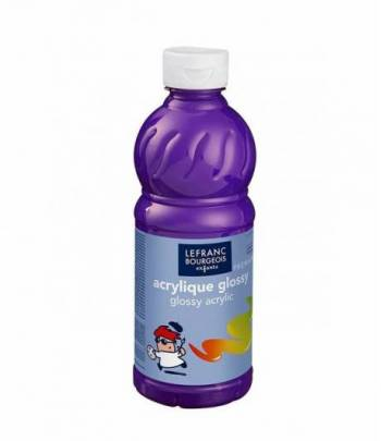 Lfb Acrylic Paint 250Ml Purple