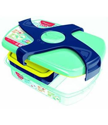 Maped Lunch Box Big Blue