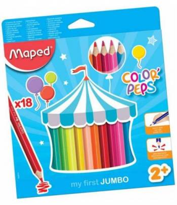 Maped Color'Peps Jumbo...