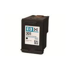 HP 301 Black Original Ink...