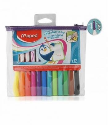 Maped Whiteboard Markers X12
