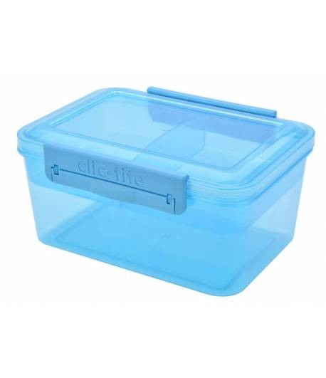Clic-tite XL 1.7 Lunch Box  TURQUOISE