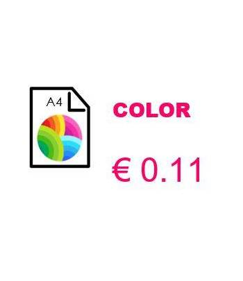 Color printing - 350 to...