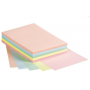 Clairefontaine TrophŽe - Tinted paper, blue, green, pink, canary, salmon