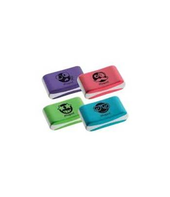 Eraser Soft Colour Smiley